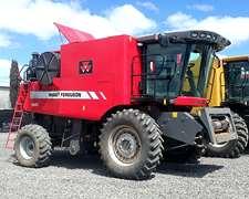 Cosechadora Massey Ferguson 9690 4x2