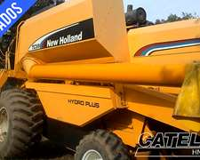 Cosechadora New Holland Tc 59