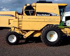 Cosechadora New Holland Tc 59, Tracción Simple, 2005