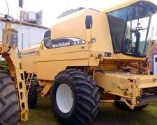 Cosechadora - New Holland Tc 59 - Impecable