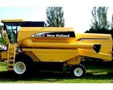 Cosechadora New Holland Tc57 - Año 2004