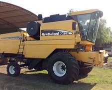 Cosechadora New Holland Tc57 Hidro