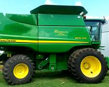 John Deere 9670 -2011- Nuevo Precio