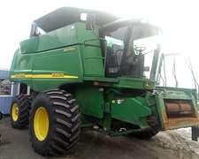 Jhon Deere 9760 Dt Modelo 97 Usa Permuto Financio
