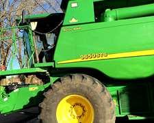 John Deere 9650 3900horas De Motor