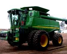 John Deere 9860 Con 4800hs - Financiacion A 5 Años
