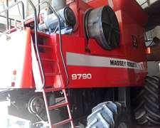 Massey Ferguson 9790 Dt Año 2007 C/ 30 Pies