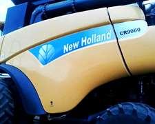 Cosechadora New Holland Cr 9060 - Mod 2013 - D 520-8.38