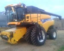 New Holland Cr9080 Año 2010