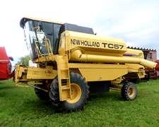 New Holland Tc 57 1997