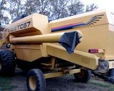 New Holland Tc57 04 Plataforma 23