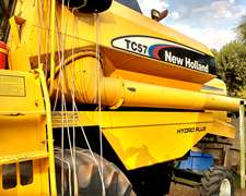 New Holland Tc57 2007 Impecable