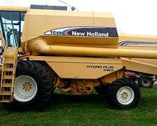 New Holland Tc59 2005 Excelente.