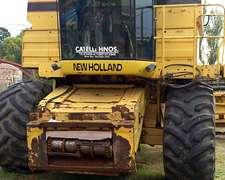 New Holland Tr98 , Año 1997