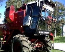 Vassalli 910/900lider. Motor Deutz (160 Cv Turbo). Impecable