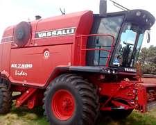 Vassalli Ax 7500 Lider Año 2012