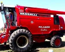 Vassalli Ax7.500 Lider 4x2 - Año 2011