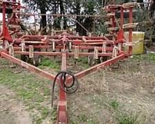 Cultivador De Campo Giorgi De 7 Metros Con Peine