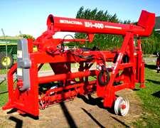 Extractora De Granos Ombu Hidropropulsada Modelo Eh 400