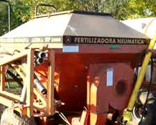 Fertilizadora De Arrastre Marca Altina Hp 2000