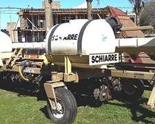 Fertilizadora De Solido Y Liquido De 12 A 52 Cms
