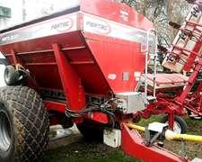 Fertilizadora Fertec 6000 Lts Con Balanza
