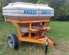 Fertilizadora Pozzi 1500 Litros
