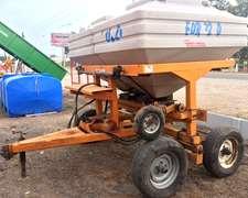 Fertilizadora Pozzi 3000 Con Cinta Año 2012