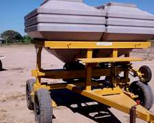 Fertilizadora Pozzi Edr 3200