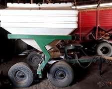 Fertilizadora Pozzi Edr 3000 Bi-disco Con Balancín