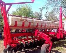 Fertilizadora Tp Sólido - 23 Lineas A 35cm - Chalero