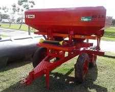 Fertilizadora Yomel Modelo Rd 2.8 Reacondicionada Impecable