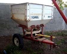 Fertilizadora Yomel Muy Buena
