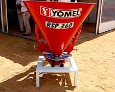 Fertilizadora Yomel Para 3 Puntos Poco Uso