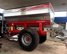 Fertilizadora/guanera Fertec 9500 Con Balanza Hook