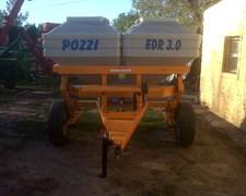 Oportunidad Fertilizadora 3000 Kg Nueva Pozzi Disponible