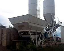 Alquilo Planta Indumix 50m3 /h Movil