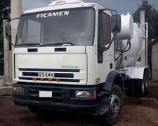 Camion Mixer Hormigonero Iveco 170 22 6x2 2011