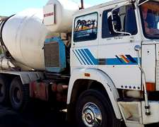 Camion Mixer Hormigonero Iveco 697 6x4 8m3