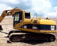 Cat 320 Cl 2006
