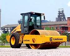 Compactador Clg 612h Liugong