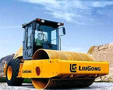 Compactador Clg 614 Liugong