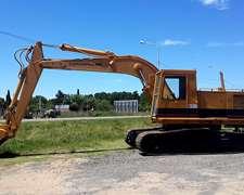 Excavadora Caterpillar C225 Balde 1m3 Motor Cat Financio 70%