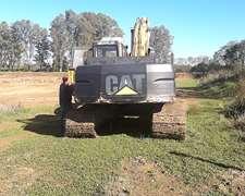 Excelente Excavadora Cat 320l Usada