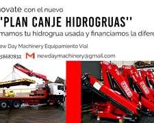 Hidrogruas Nuevas Fassi