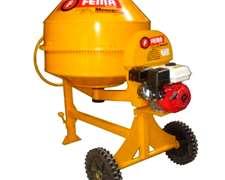 Hormigonera Fema 400 Lt Motor 6.5 Hp-c/embrague Reductor -