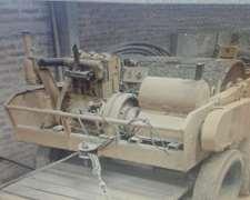 Compactador Rodillo De Arrastre Dynapac (id413)
