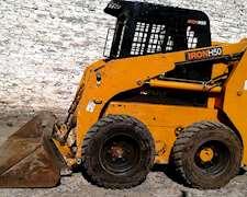 Minicargadora Iron H 50 2010