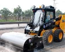 Minicargadora Tipo Bobcat Xcmg Xt740