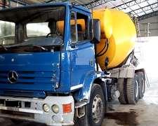 Mixer Hormigonero M Benz 1718 6x4